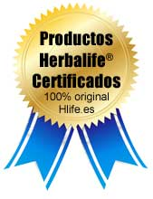 Productos 100% originales Herbalife